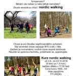 Kurz Nordic Walking 4-23.10.2019