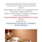 Akce masáž Martin Skalický