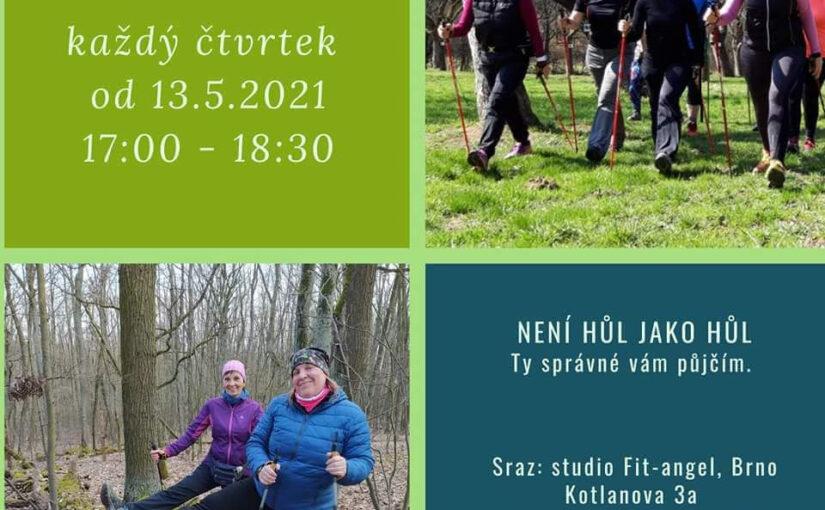 Nordic Walking 13.5.2021